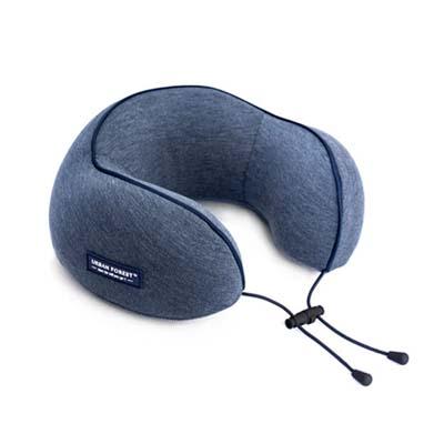 URBAN FOREST U型枕旅行花卷护颈枕飞机u形睡觉靠枕便携U型枕定制
