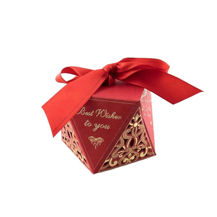 多边创意包装盒 节日促销热门礼盒 工厂直销定制礼盒